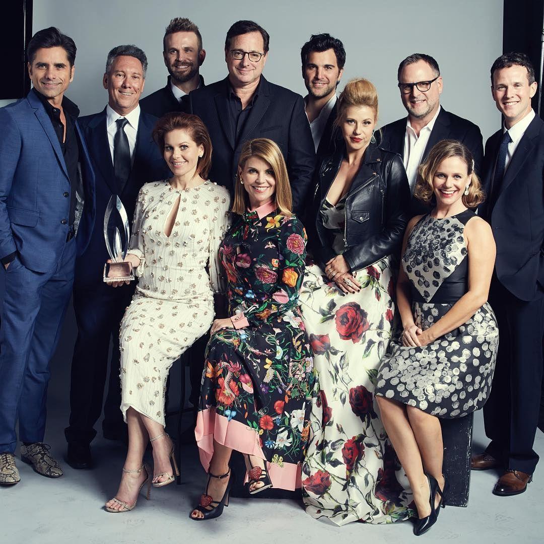 Fuller House Cast   Peopleu0027s Choice Awards