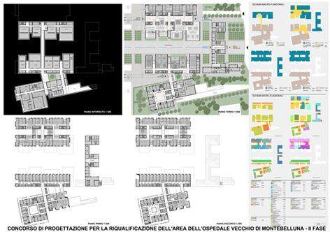 Riqualificazione dell'area ''Ospedale Vecchio'', Montebelluna, 2008 - B+D+M ARCHITETTI
