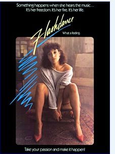 A beautiful welder by day an exotic dancer by night... wtf???? Only in the 80's