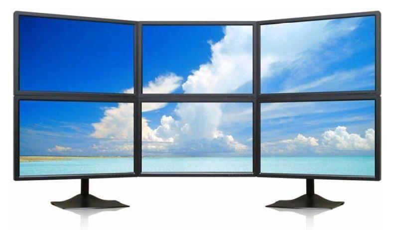 Multi Monitor Wallpaper Windows