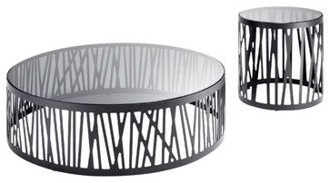 Rolf Benz 8330 Side Table And Coffee Table Set Modern Coffee Table