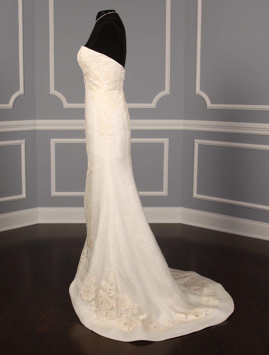 Vera wang designer wedding dresses  Anne Barge BL Wedding Dress Black Label Discounted  Anne barge