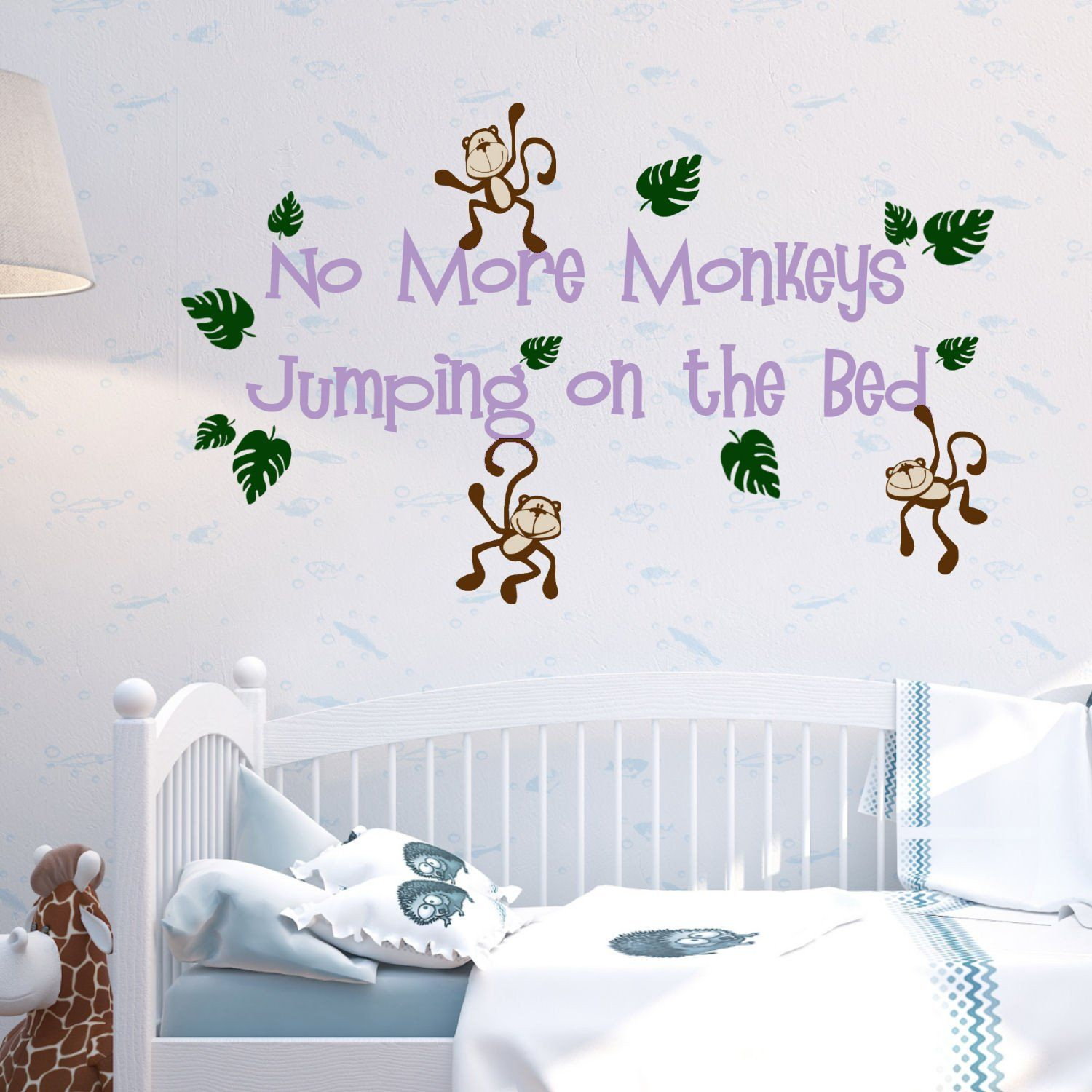 No more monkeys jumping on the bed wall art economic homes 20 best no more monkeys jumping on the bed wall art wall art ideas featured image amipublicfo Image collections