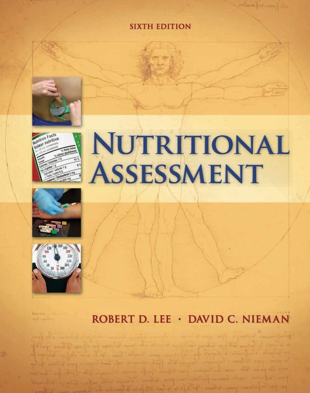 Nutritional assessment ebook rental assessment