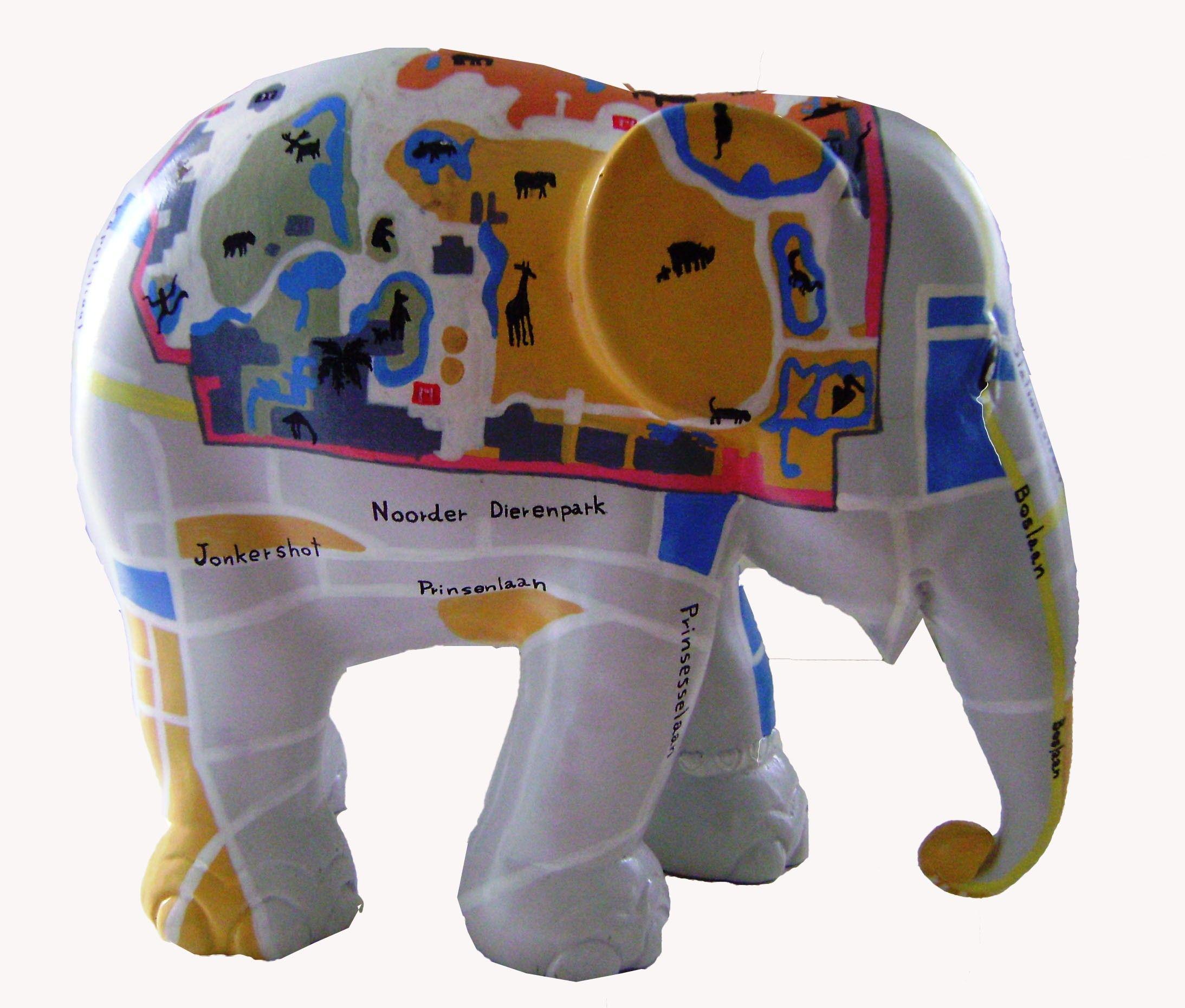Map Zoo Emmen Elephants Pinterest Zoos