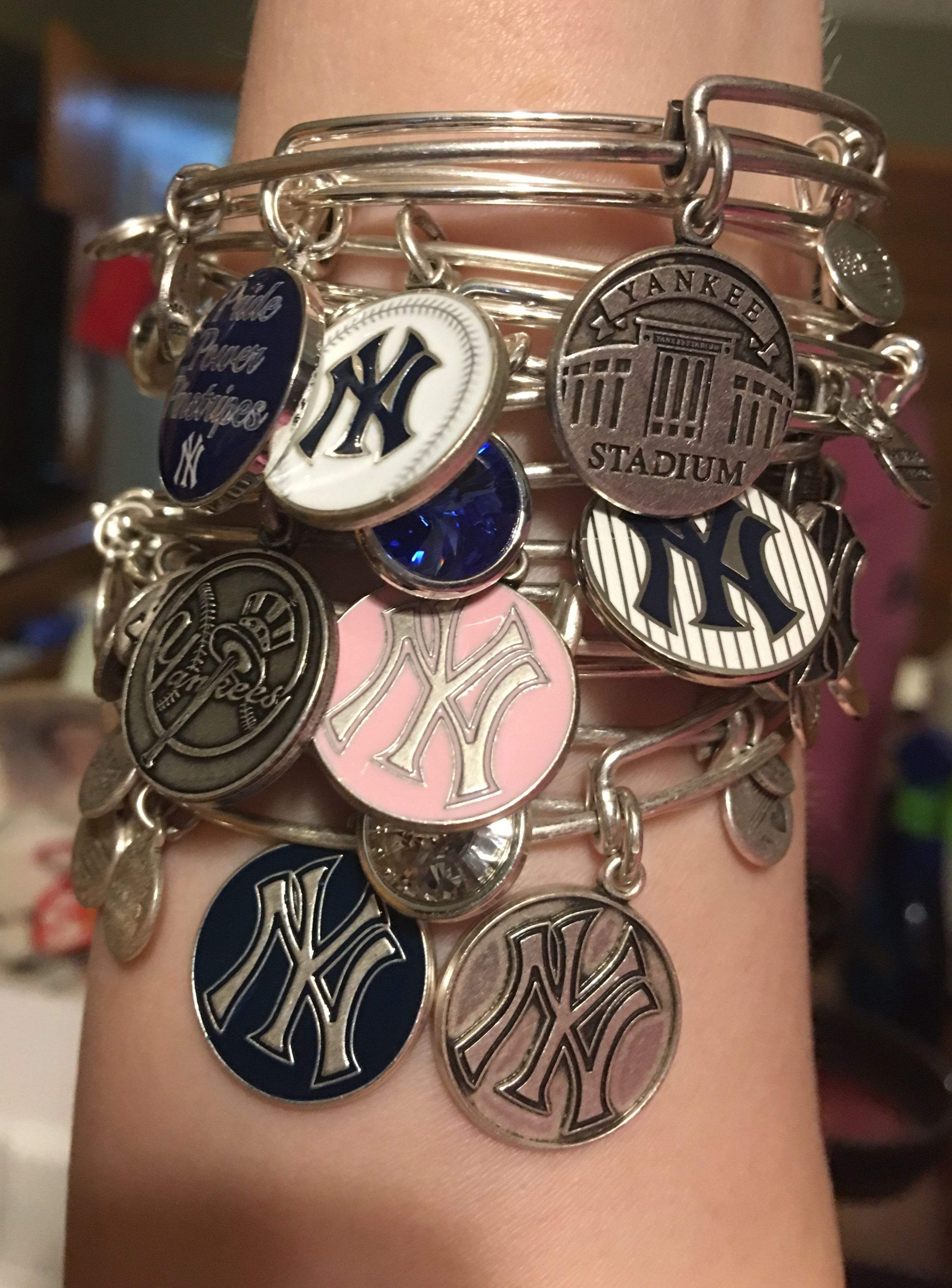 Alex and ani new york yankees alex and ani alex and