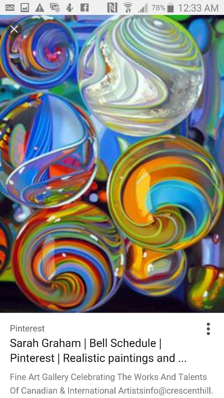 Pin By Sunnymama On 2017 Inspiration Fine Art Gallery Marble Art Glass Marbles