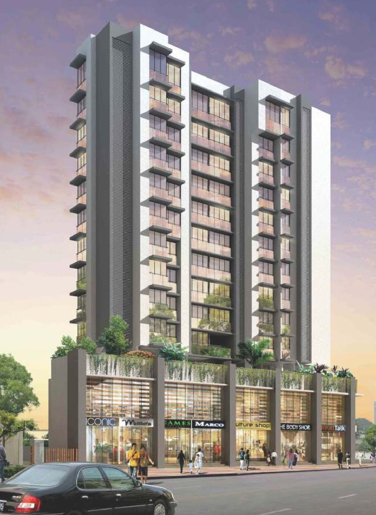 Kabra Ajanta By Kabra Group At Santacruz, Mumbai in 2020