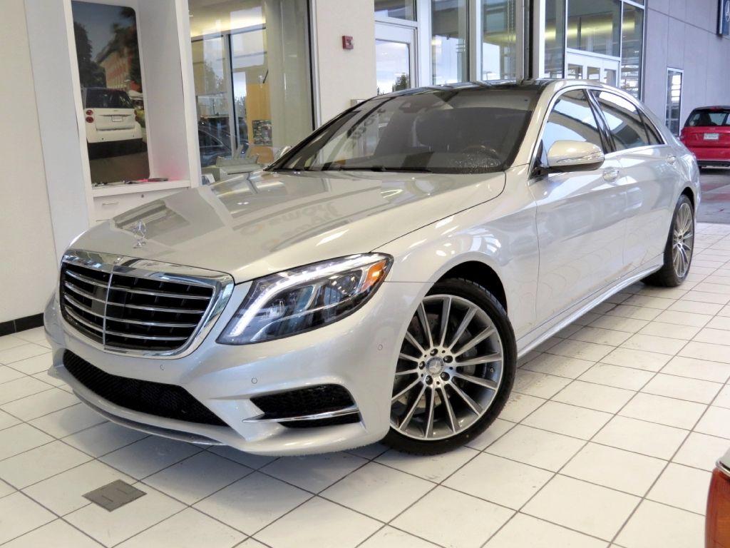 New 2014 MercedesBenz S550 Sport Pkg Plus One For Sale in