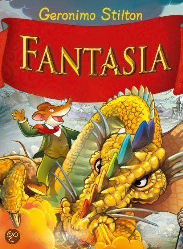 Fantasia - Geronimo Stilton (ze krijgen er geen genoeg van ...