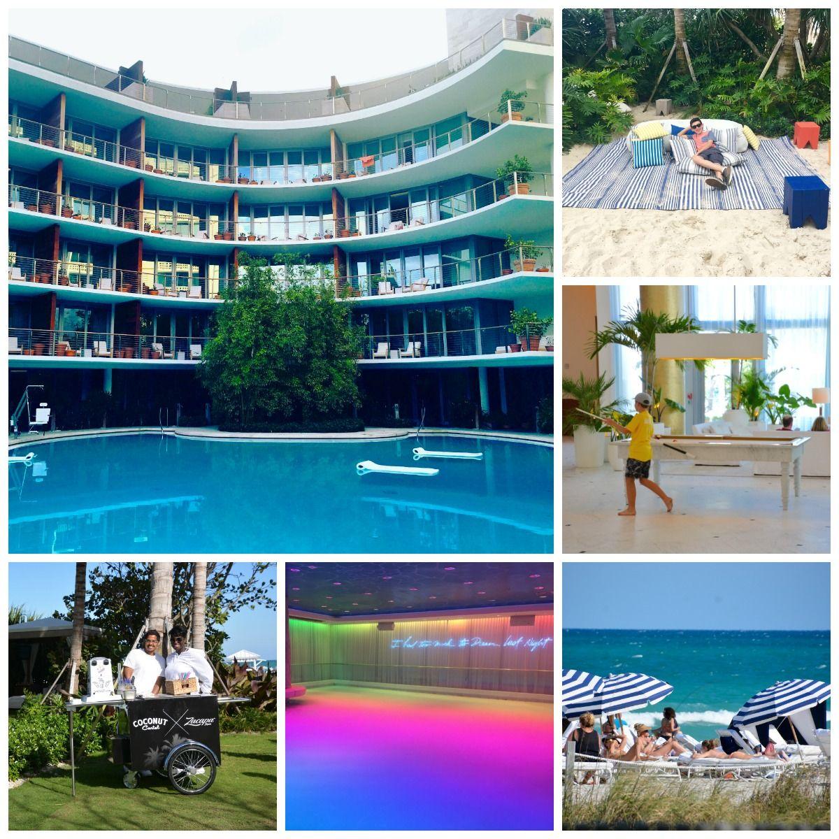 The Miami Beach Edition Photosthe A Kid And Friendly Urban Resort