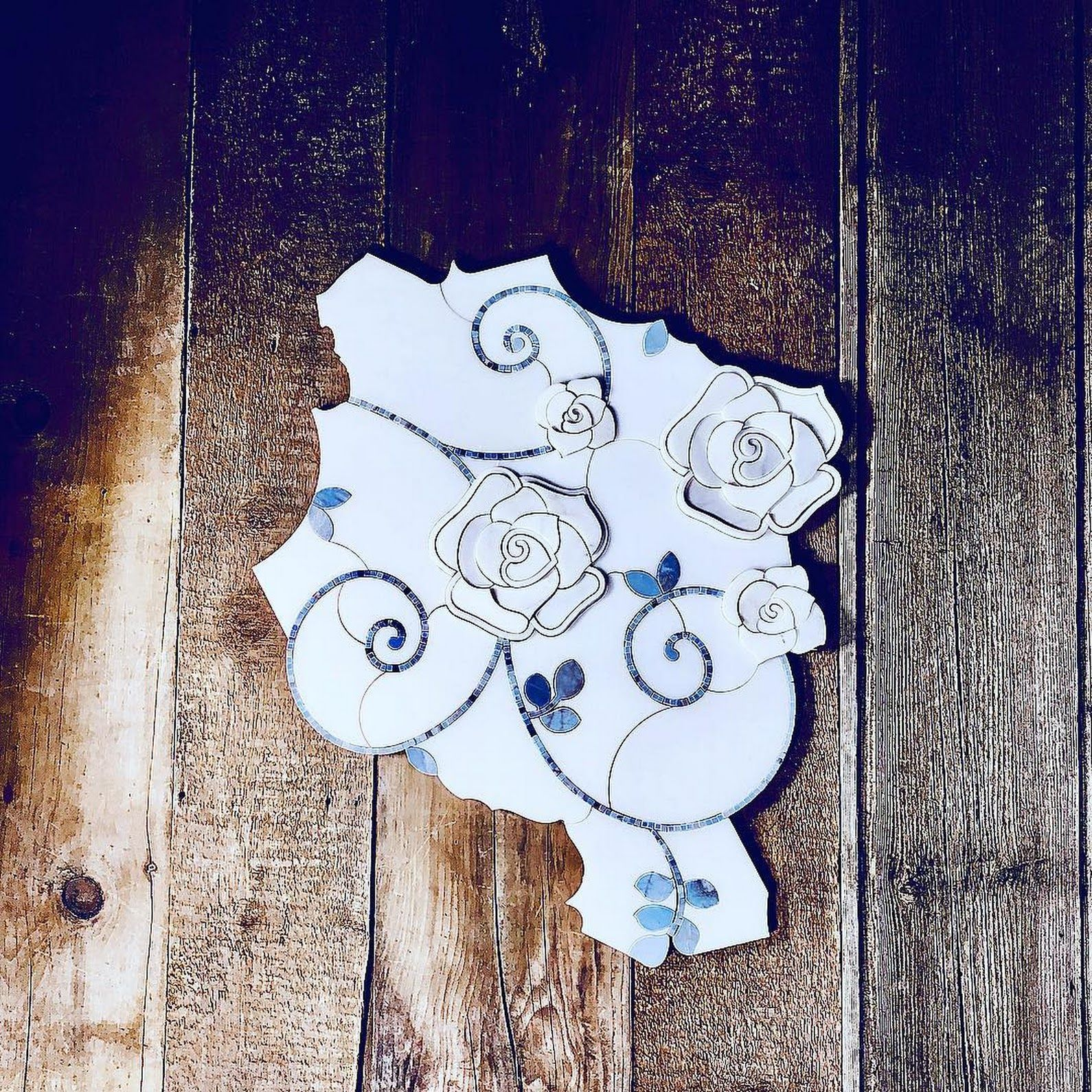 Pin by TileBuys on Waterjet Mosaic Tile Sale | Pinterest | Luxury ...