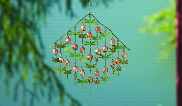 Stone Cottage Bird House Best Seller Wind Chimes