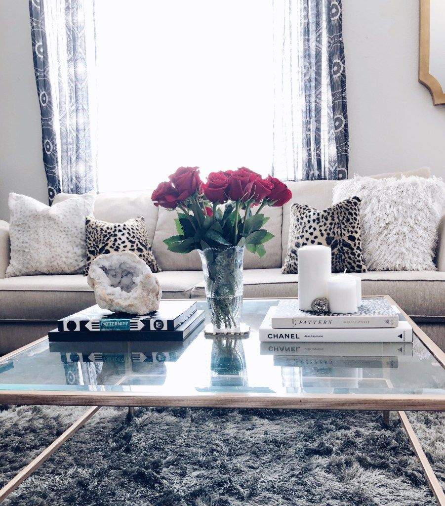 Easy Ways To Decorate With Crystals Decor Floor Decor Living Room Style