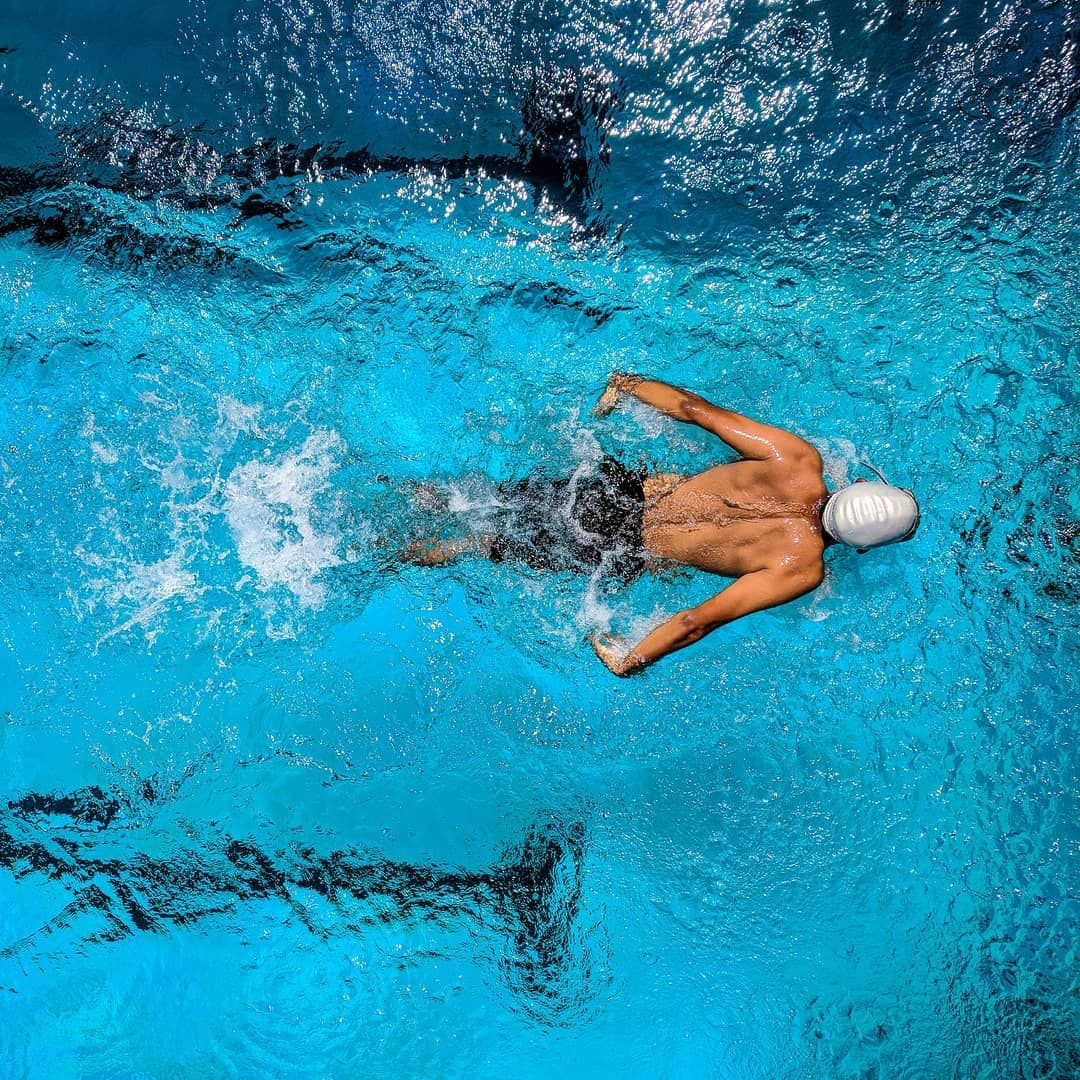 Starting your day with swimming is one of the best things ...
