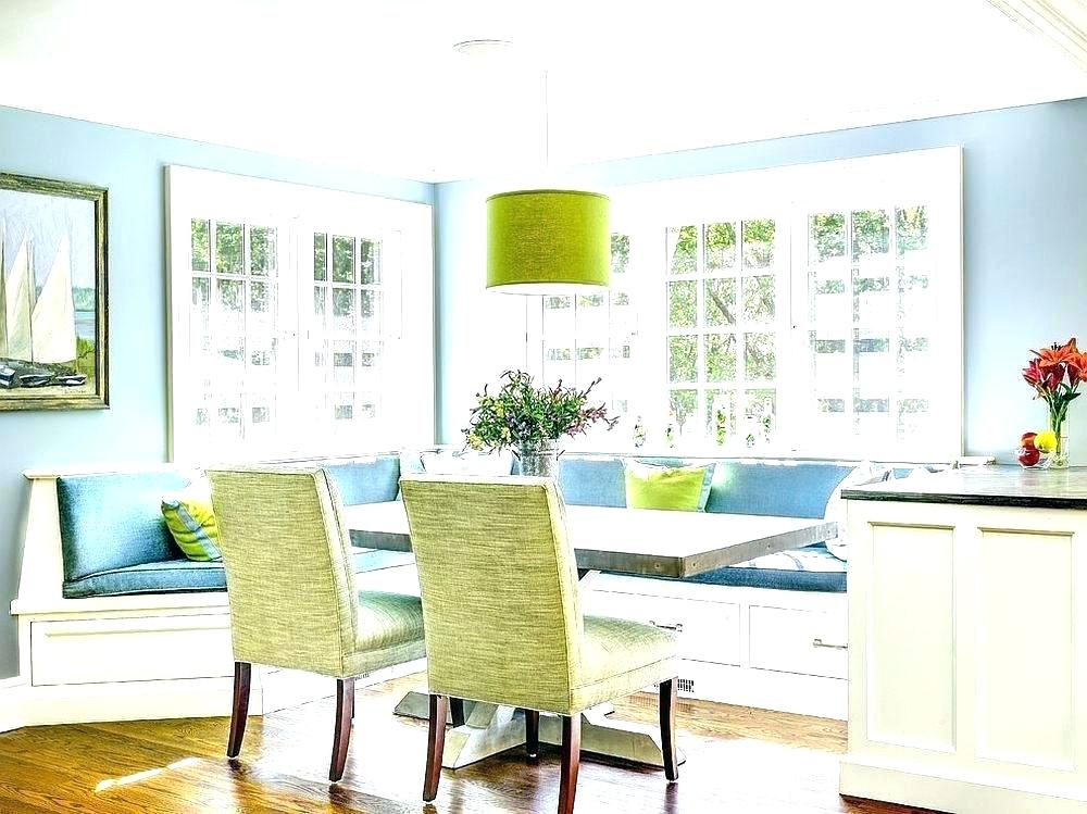 Dining Room Built In Bench Counter Height Banquette Seating Bench