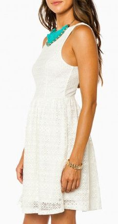 Endearment Lace Dress
