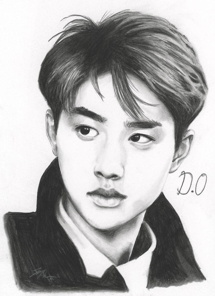Its DO EXO Do Kyungsoo Photo Art