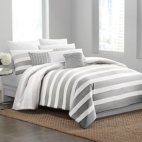 Dkny 174 Highline Grey Duvet Cover Kind Of Loving This I Can
