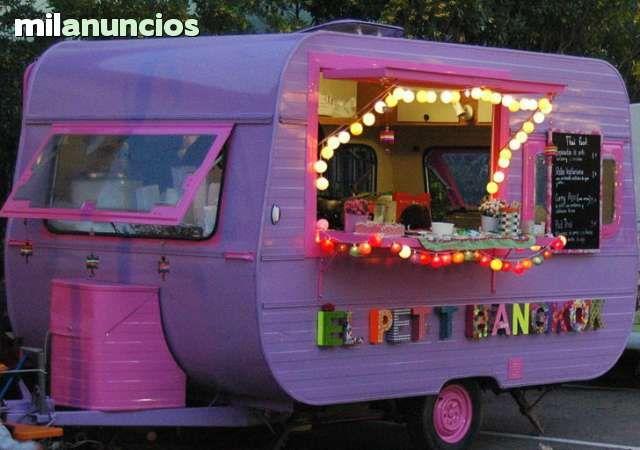 Mil Anuncios Com Vintage Food Truck Retro Carritos De Café Food Truck Carritos De Comida