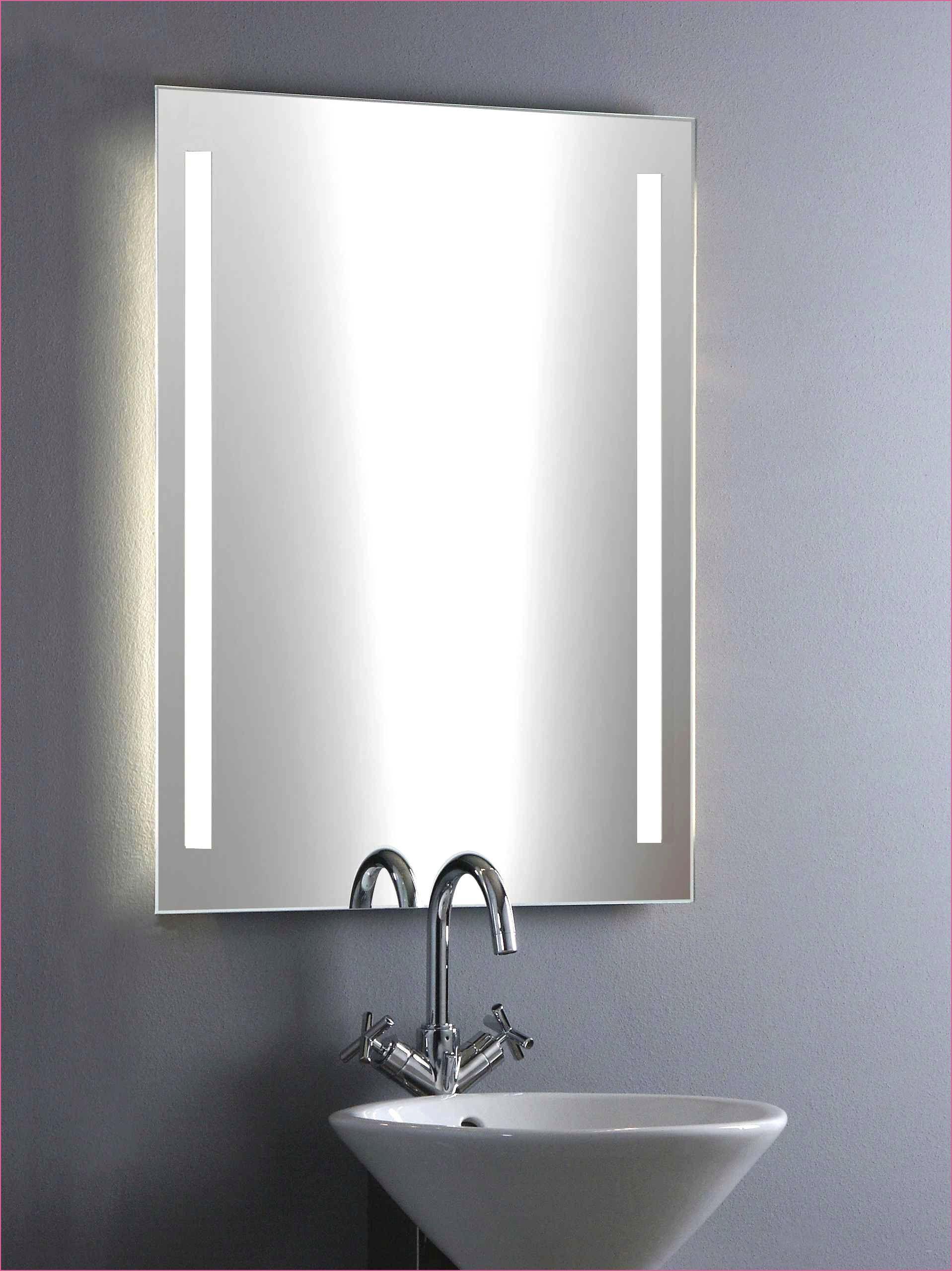 Deko Spiegel Rund in 18  Badezimmerbeleuchtung, Beleuchtung