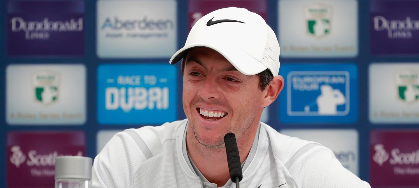 Rory Pilih Teman Lamanya Sebagai Caddie Turnamen Penting