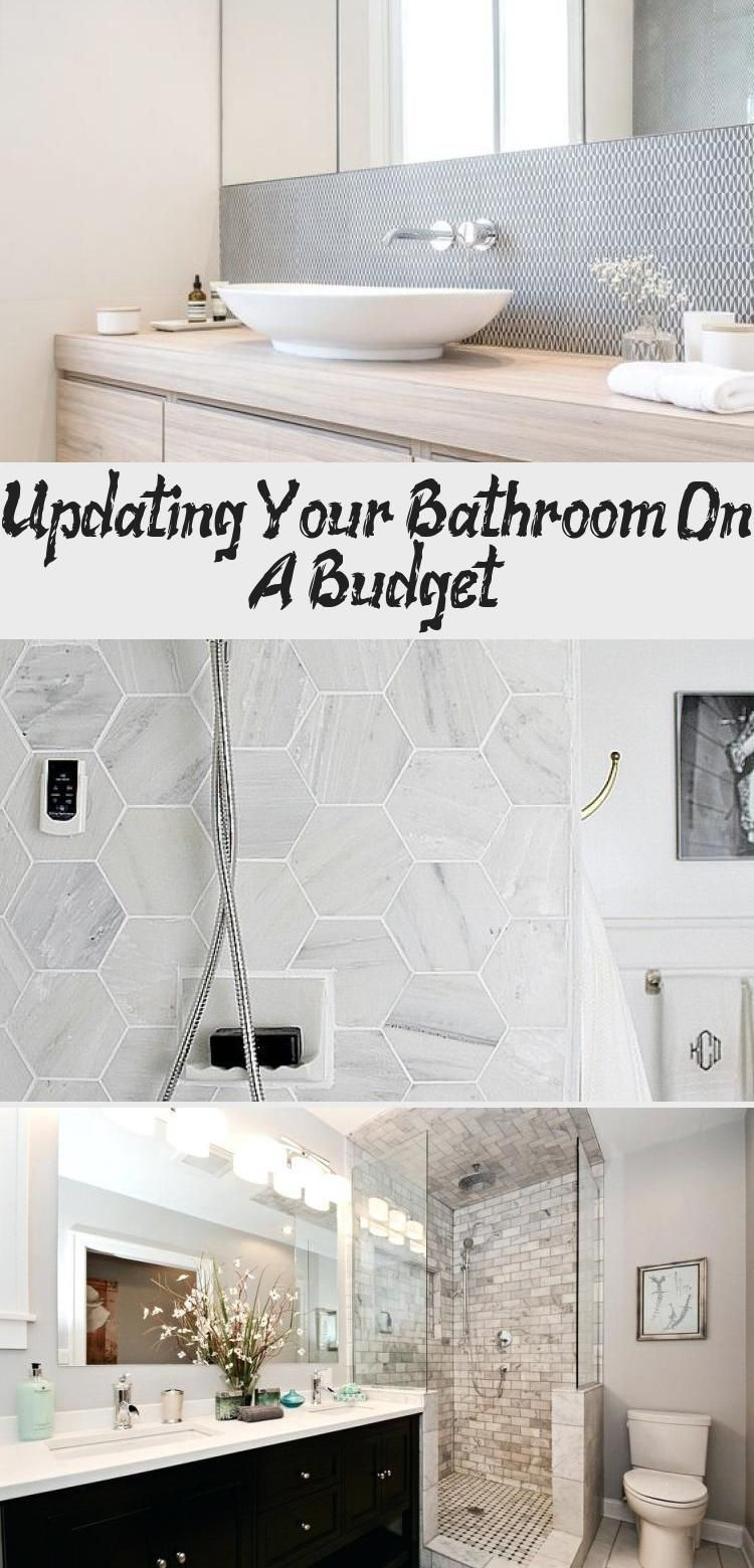 Learn The Ways You Can Update Your Bathroom On A Budget Narrowbathroomideas Bathroomideasfamily Traditionalb In 2020 Budget Bathroom Simple Bathroom Bathroom Design