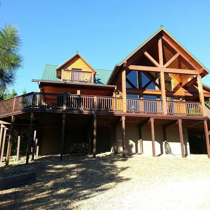 Genial Panorama Lodge..www.BrokenBowLakeCabinRentals.com · Broken BowCabin ...