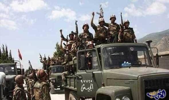 القوات الحكومية تطلب مجددًا من مسلحي حلب…