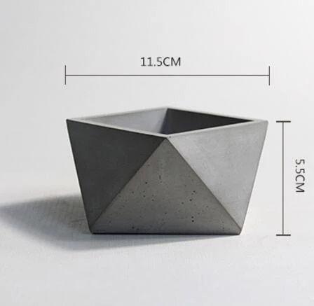 Pin By Ligia On Gorshok Concrete Planters Concrete Planter Molds Concrete Crafts