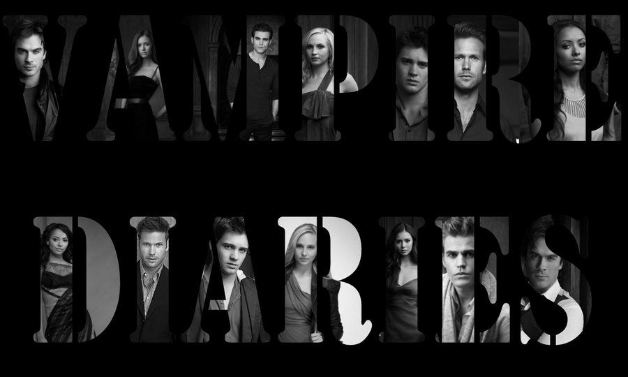 The Vampire Diaries Cast by