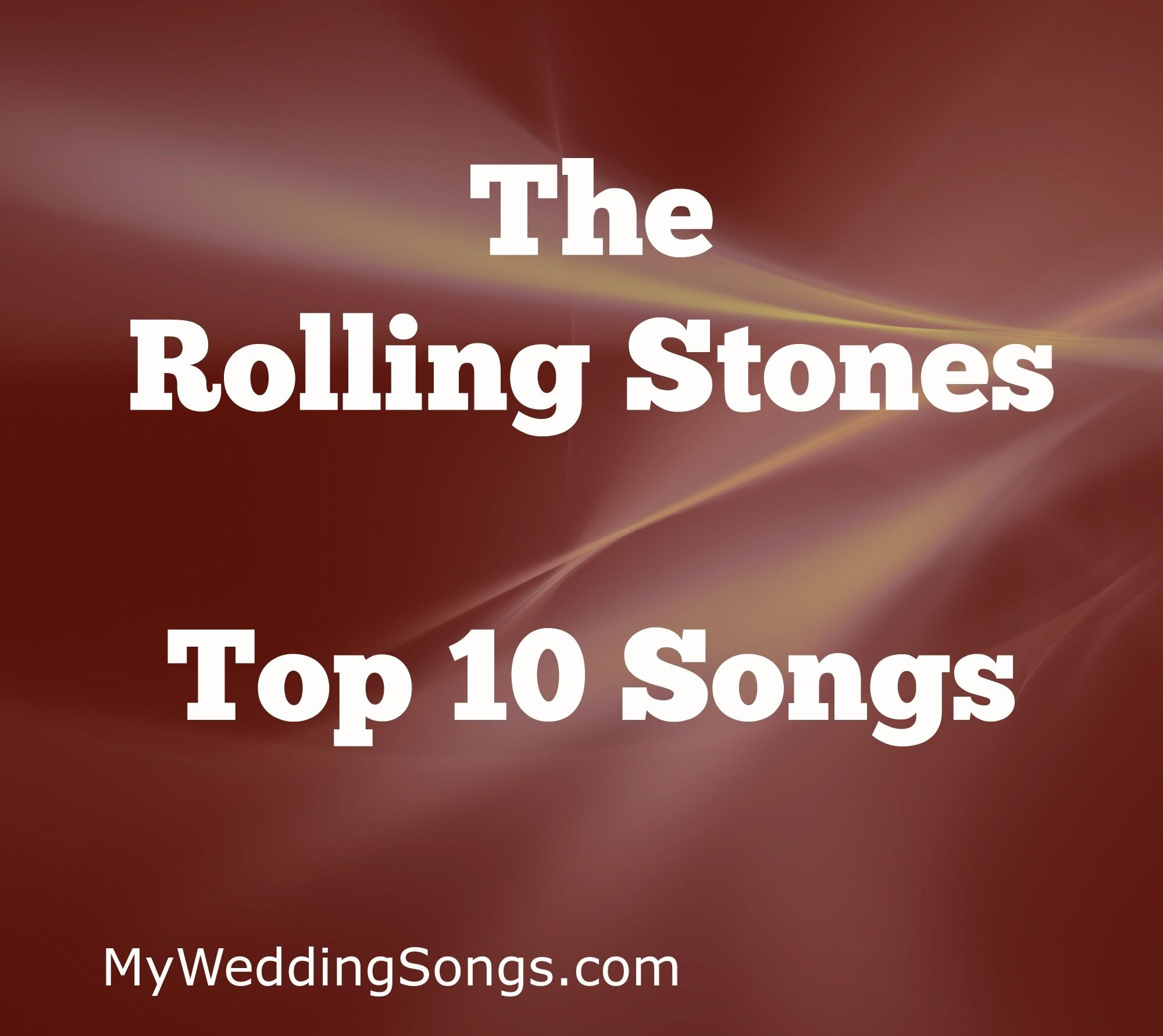 Best Rolling Stones Songs Top 10 All-Time List | Music