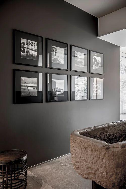 Decorare con foto in bianco e nero! Ecco 18 idee design per ispirarvi...