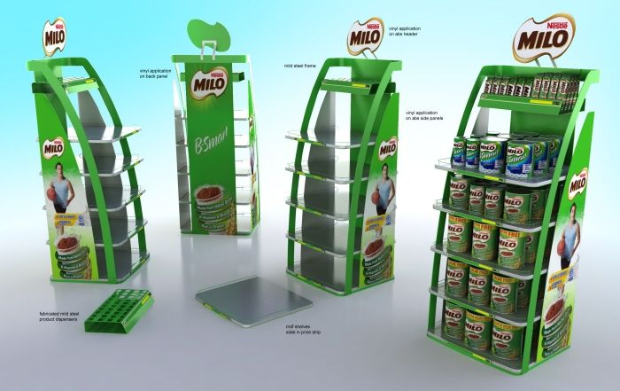 Exhibition Stand Designs For Sale : Point of sale display stands by alp germaner at coroflot