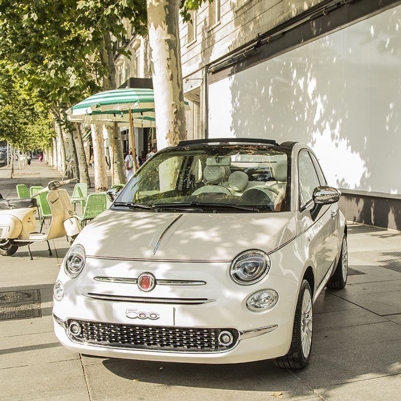 いいね 4 523件 コメント24件 Fiatさん Fiat のinstagramアカウント Be Charmed By The Tricolour All Around Liner Fiat500 60th Pure 60s Style Fiat Fiat 500 Fiat 500 Cabrio