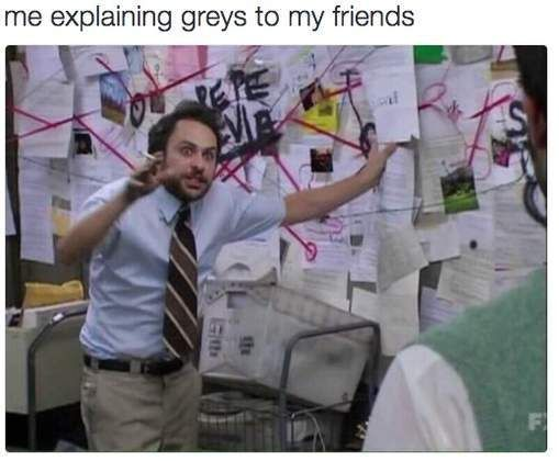20 Memes That Are Too Freaking Real For Grey's Anatomy Fans #greysanatomy
