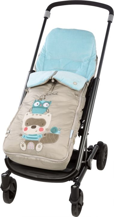 Saco invierno silla paseos magic forest para beb tuc tuc mums babys pinterest - Sacos silla bebe invierno ...
