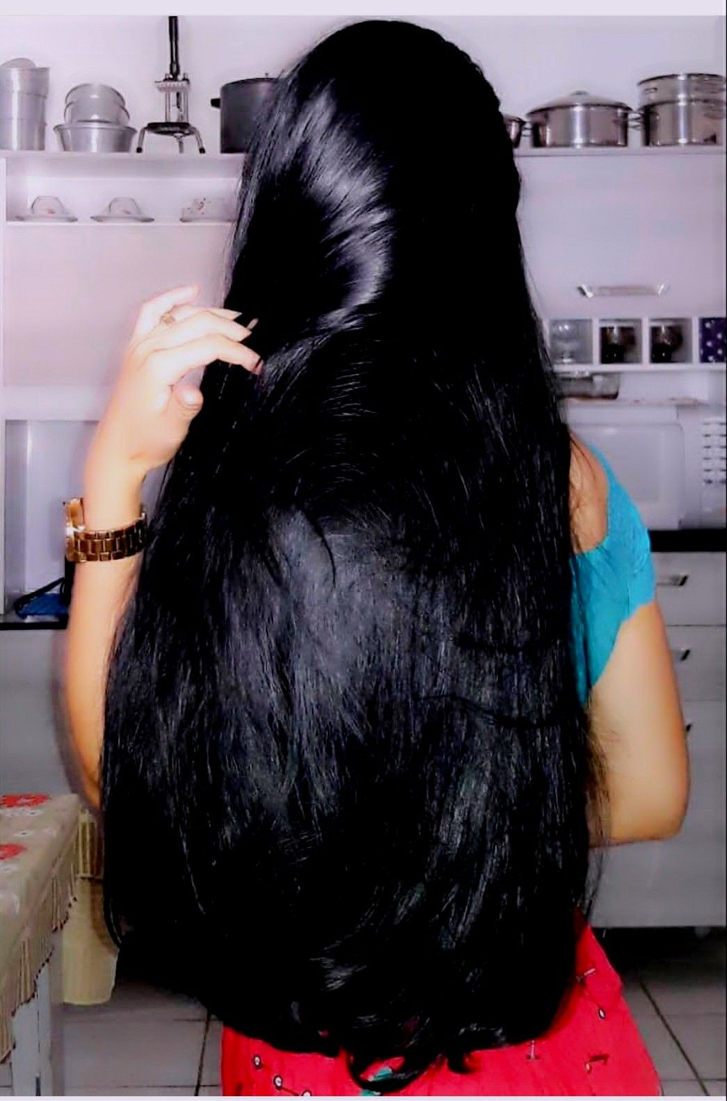 Gorgeous Long Black Hair Long Shiny Hair Long Hair Styles Beautiful Long Hair