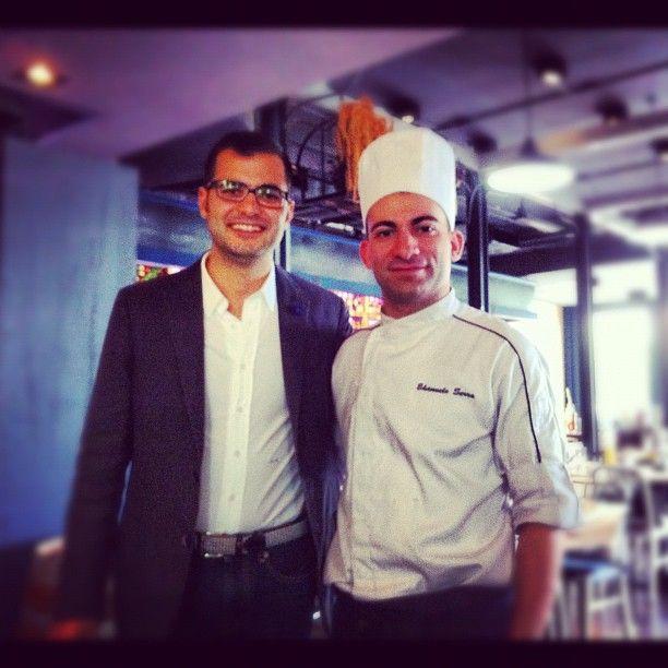 Argiolas wine tasting in Bangkok: Argiolas meet Sardinian Chef Emanuele Serra