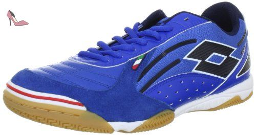 Lotto Sport FUTSAL PRO V ID Q1262, Chaussures de football homme - Bleu (Blue