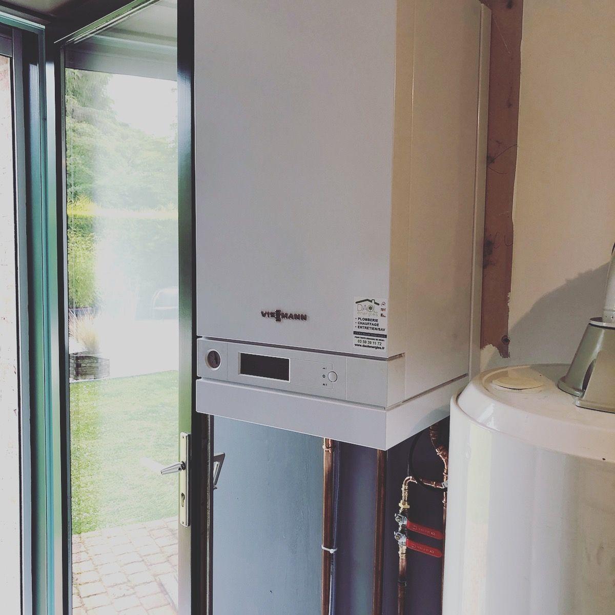 Installation Chaudière À Condensation installation d'une chaudière à condensation | nouvelles