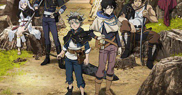 ICYMI: Black Clover Anime Unveils Visual for New Season