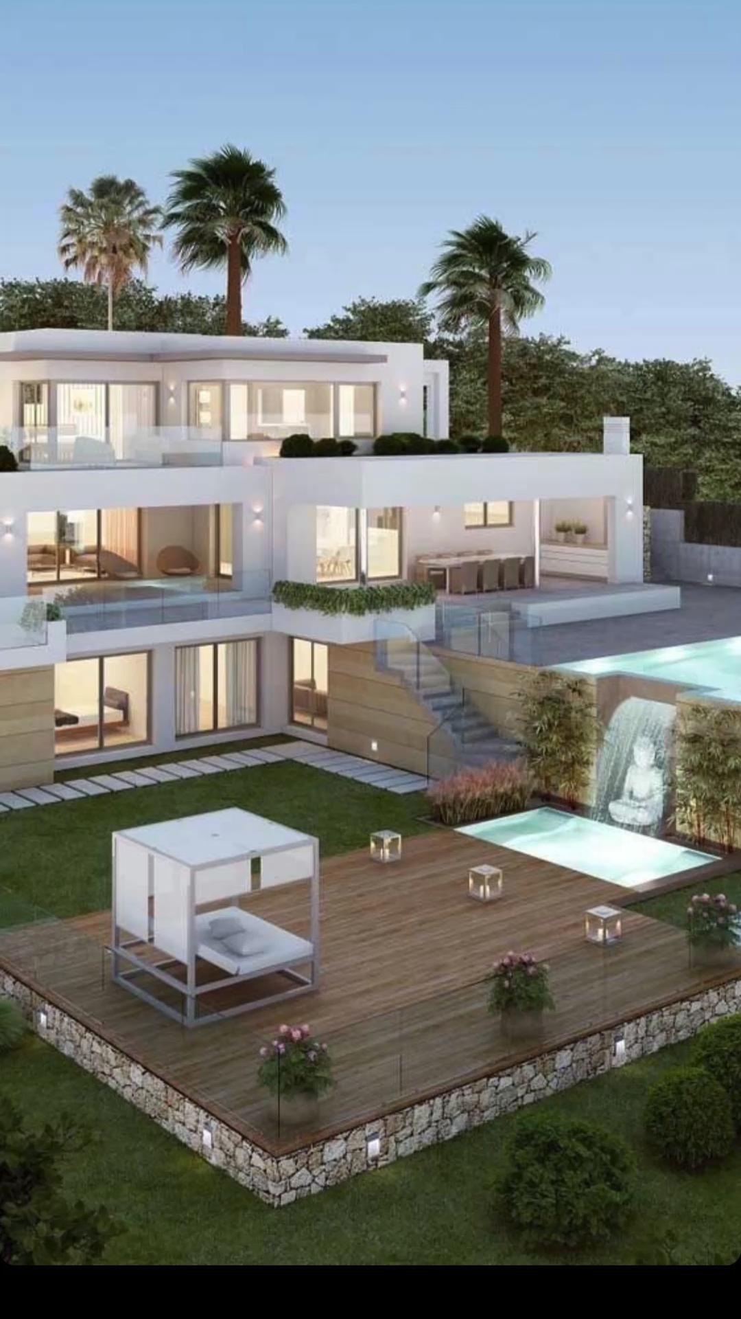 Tailored Blend Modern Stone Home - Exterior & Interior Stone Veneer