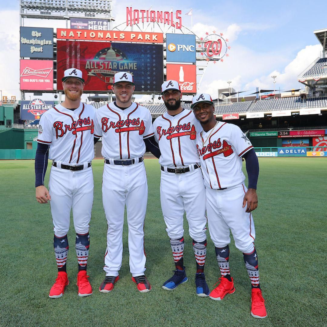 742 5k Followers 183 Following 5 658 Posts See Instagram Photos And Videos From Atlanta Braves Braves Bas Atlanta Braves Atlanta Braves Baseball Braves