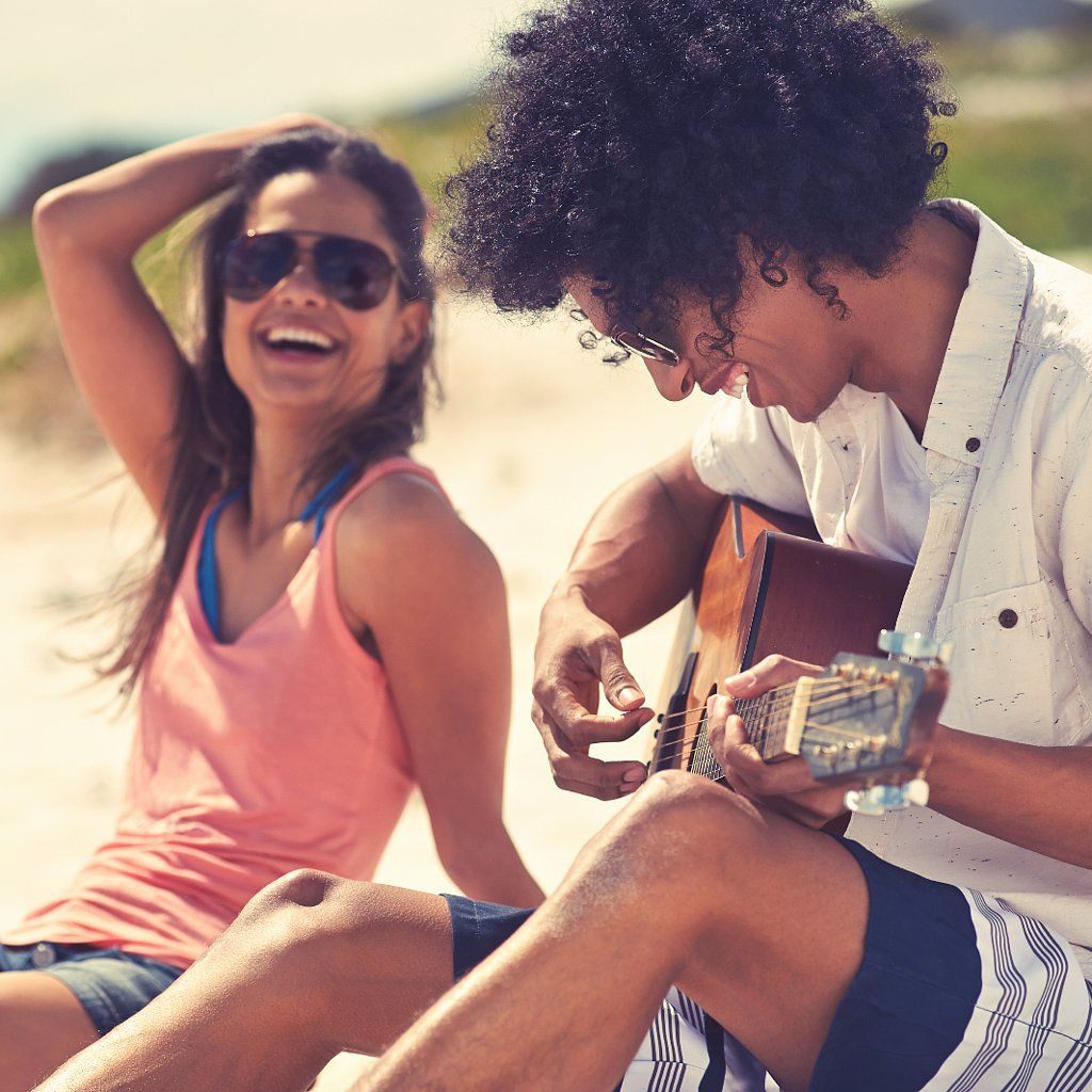 Declare Your Love With This Romantic Playlist: One of the most memorable ways to tell someone you're falling in love with them is through music.