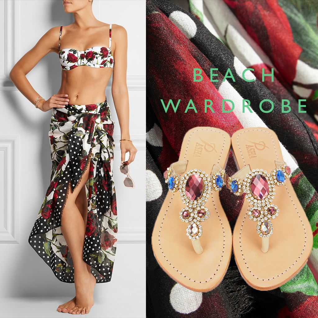 7ee34c2ac558 We went this time with our Luxe   BeachWardrobe at Sandals Pasha ...