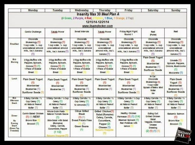 insanity max 30 week 1 fitness pinterest insanity max 30 and