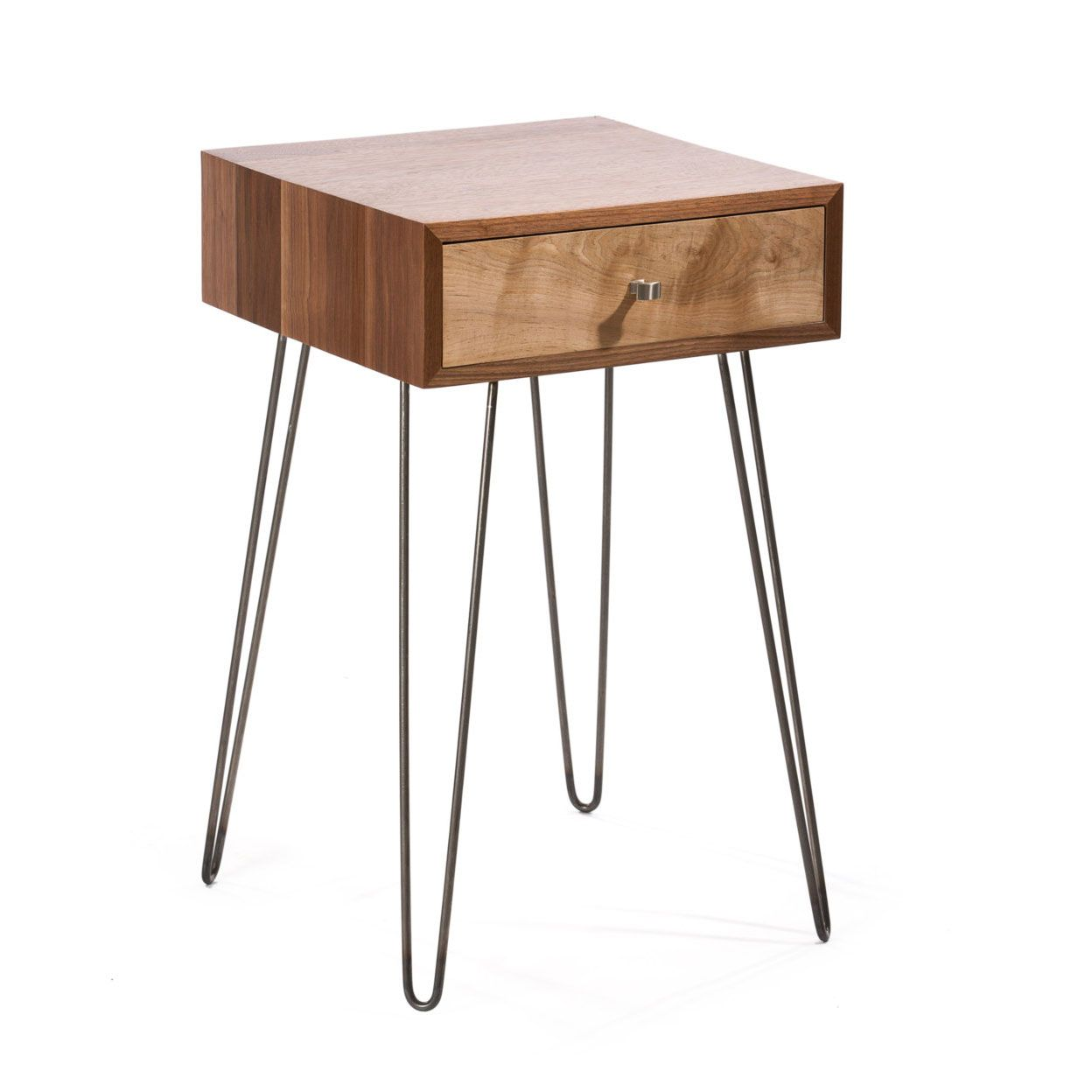 Hairpin Leg Chair Walnut Hairpin Leg Table Diy Furniture Creation And Make