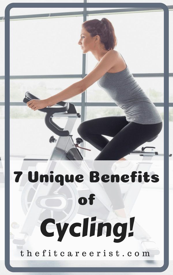 7 Unique Benefits of Cycling and Spinning (Why its One of