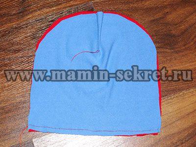 Сшить мужскую шапку своими руками